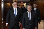 دلایل مبهم دیدار پمپئو با دبیر کل سازمان ملل