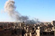 اعتراض سوریه به تجاوزات ائتلاف آمریکایی
