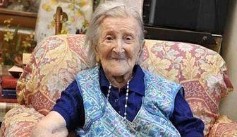 راز سلامت مسن ترین فرد اروپا!