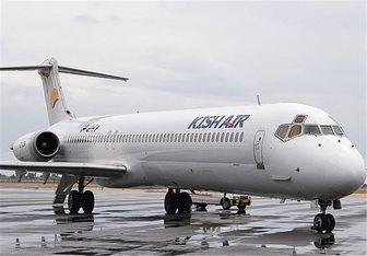 حبس ۹۰ دقیقهای زوار عتبات در هواپیمای کیشایر