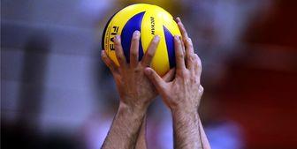 برنامه روز دوم رقابتهای جام جهانی والیبال