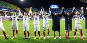 آنالیز AFC از بازی پرسپولیس و کاشیما+جزئیات