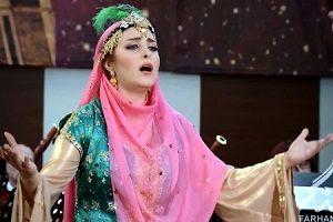 کنسرت خواننده زن بی بی سی در تهران!