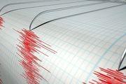 زمینلرزه ۴.۶ ریشتری در دریای خزر