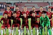 شکایت رسمی تیم مشهدی از داور بازی با استقلال