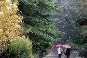 پائیز بارانی/ گزارش تصویری