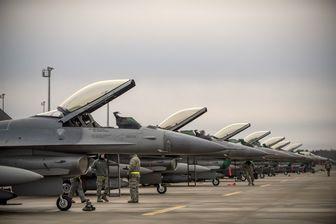 تحویل اولین جنگنده ارتقا یافته اف-۱۶ آمریکا به تایوان