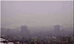 افزایش آلایندههای هوا در البرز