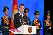 پیام تبریک جباراف به مردم قرقیزی