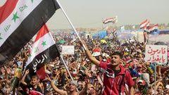"""تب """" تمرد """" به عراق نیز سرایت کرد"""