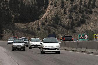 محدودیت ترافیکی هراز لغو شد