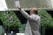 تذکر قاضیپور به هیئت رئیسه مجلس