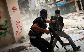 تروریست ها در «باب الهوی» سوریه به جان هم افتادند