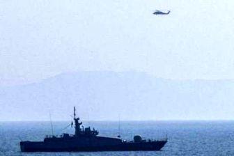 رویارویی ترکیه با ناو یونان
