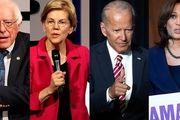رقبای شاخص ترامپ او را در انتخابات فرضی شکست دادند