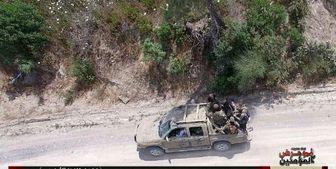 تیر تروریستهای جبهه النصره به سنگ خورد
