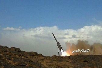 شلیک موشک زلزال۱ به مواضع نظامیان سعودی در جیزان