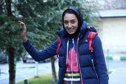 حذف کیمیا علیزاده زیر پرچم تیم پناهندگان