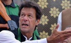 عمران خان راهی امارات شد