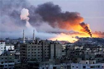 حمله به منزل یکی از فرماندهان حماس