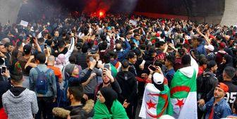 ادامه اعتراضات در الجزایر
