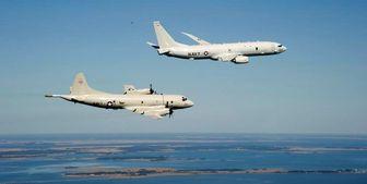 رهگیری هواپیماهای جاسوسی آمریکا و آلمان توسط پدافند هوایی روسیه