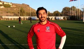 لژیونر ایرانی دوباره به تیم ملی دعوت شد