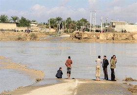 سیل و آب گرفتگی در سه استان کشور