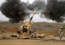 حمله توپخانهای یمنیها به متجاوزان در جیزان