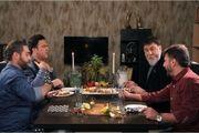 دورهمی بازیگران مشهور ایرانی در «شام ایرانی»/ عکس