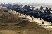 تدابیر امنیتی بیسابقه در پایگاه هوایی «عین الاسد»