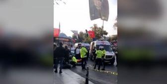 حمله به ایستگاه اتوبوس در استانبول؛ 13 نفر زخمی شدند