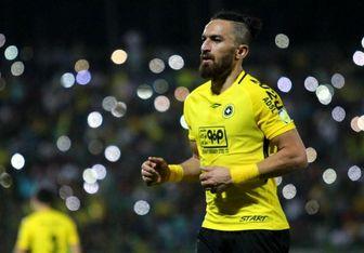 خالد شفیعی به بازی با پرسپولیس می رسد
