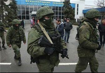 افزایش شمار نظامیان روسی در کریمه