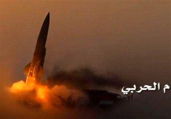 حمله موشکی به سمت مواضع ائتلاف سعودی در «مأرب»