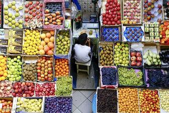 توزیع گسترده و شبانه میوههای خارجی در تهران