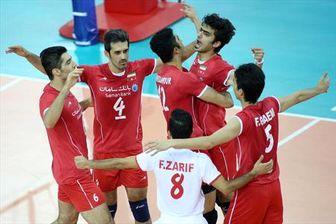 پیروزی ارزشمند تیم ملی ایران برابر ایتالیا