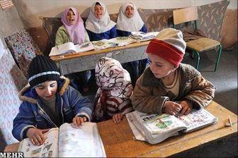 کمبود امکانات تحصیلی در روستاها