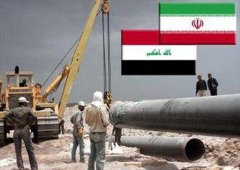 ایران - عراق قرارداد جدید گاز امضا کردند