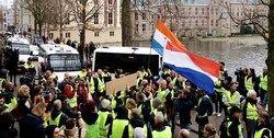 «جلیقههای زرد» به هلند هم رسیدند