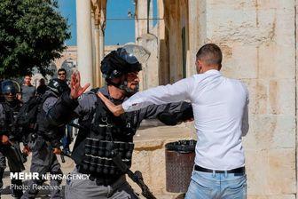 بازداشت وزیر فلسطینی توسط نظامیان صهیونیست