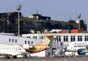 فرودگاه طرابلس سقوط کرد