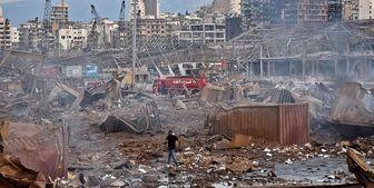 79 کانتینر مواد شیمیایی خطرناک در بندر بیروت وجود داره