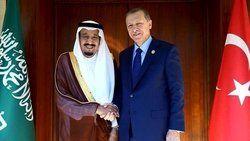 تماس تلفنی ملک سلمان و اردوغان در مورد چه موضوعی بود؟