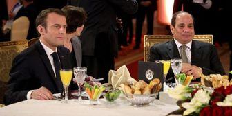 سرکوب ترکیه؛ هدف مشترک مصر و فرانسه در لیبی