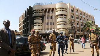 حداقل ۳۰ تروریست در بورکینافاسو کشته شدند