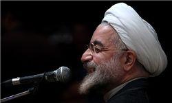 تایم: نامه ۲۰۰۶ روحانی نویددهنده دورانی آرام و منطقی است