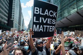 ادامه اعتراضات به نژادپرستی در آمریکا/ تظاهرات در مقابل کاخ سفید