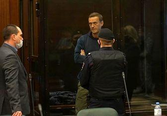 واکنش روسیه به حضور دیپلماتهای خارجی در دادگاه ناوالنی