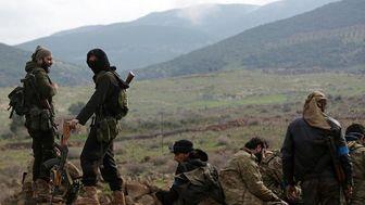 نیروهای حامی دولت سوریه وارد عفرین شدند